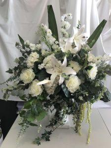 Best Silk Bridesmaid Bouquet adelaide