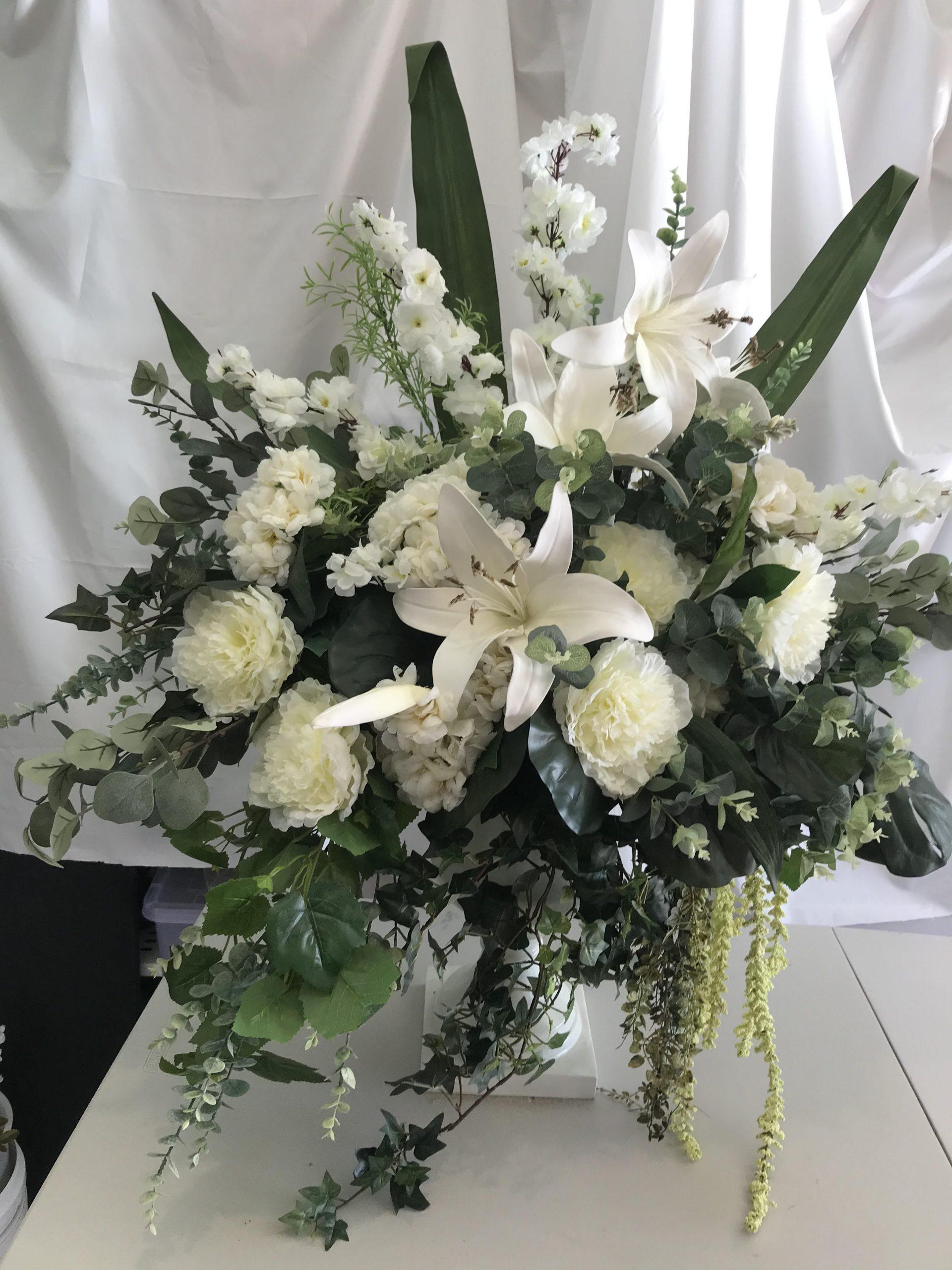 Best Silk Bridesmaid Bouquet
