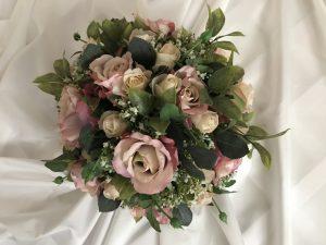 Best silk brides bouquet adelaide