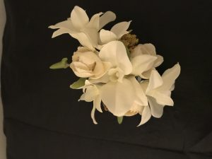 Bridal Corsage Adelaide