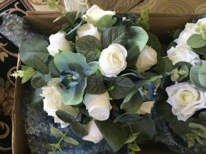 all_silk_bridesmaids_bouquet adelaide