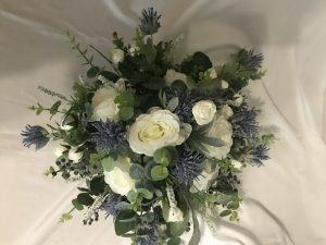 artificial brides bouquet adelaide