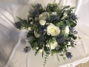 artificial native wedding bouquet adelaide