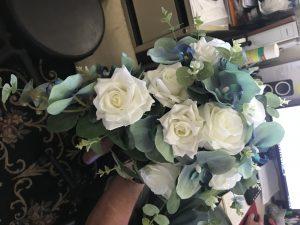 artificial wedding bouquets cheap adelaide
