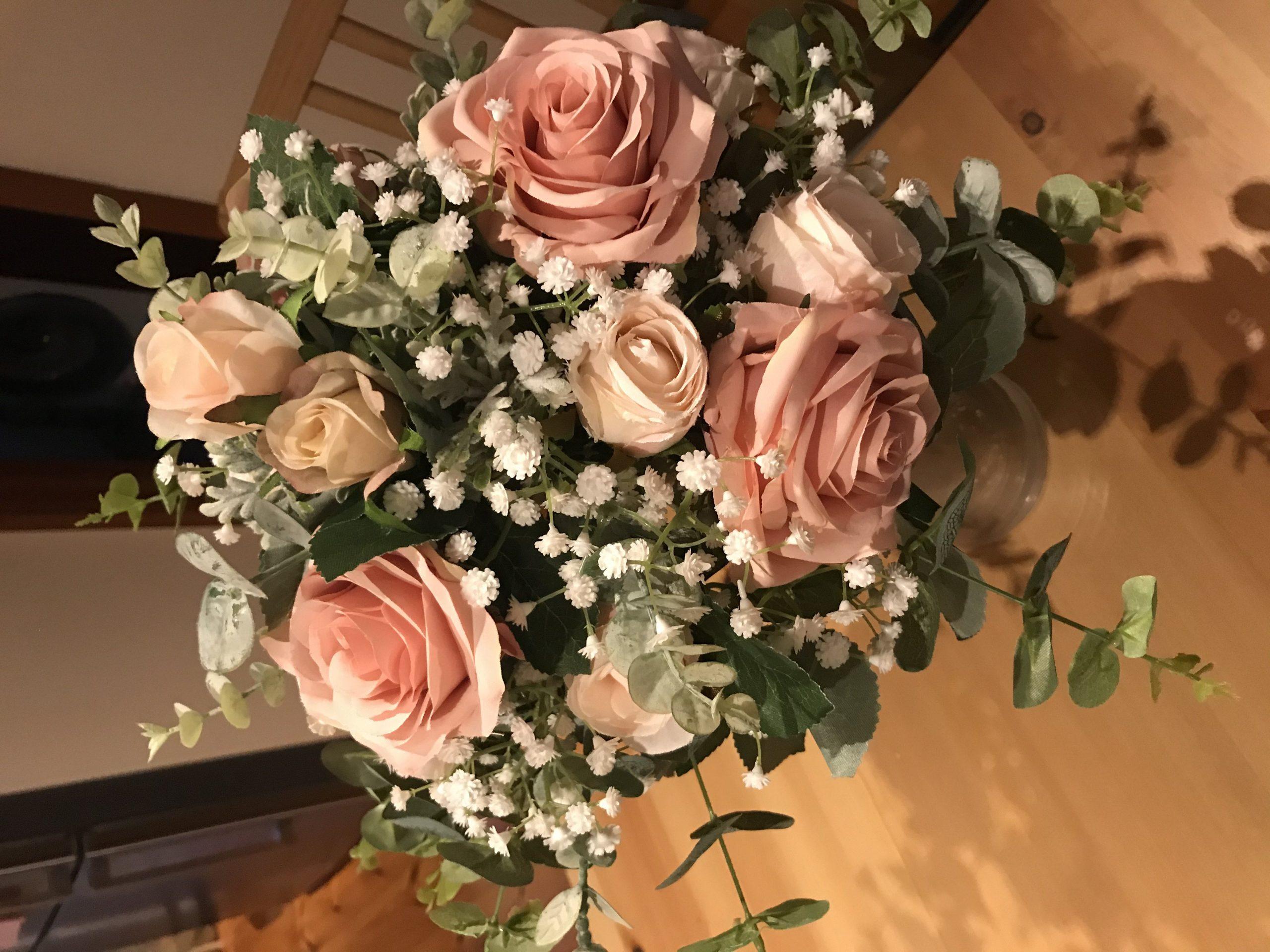 fake wedding bouquets adelaide