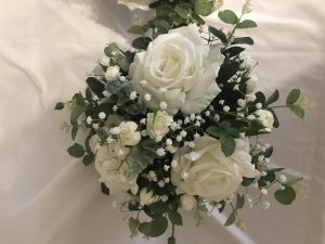 silk wedding bridal bouquets packages adelaide