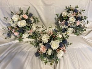 artificial wedding bouquets cheap