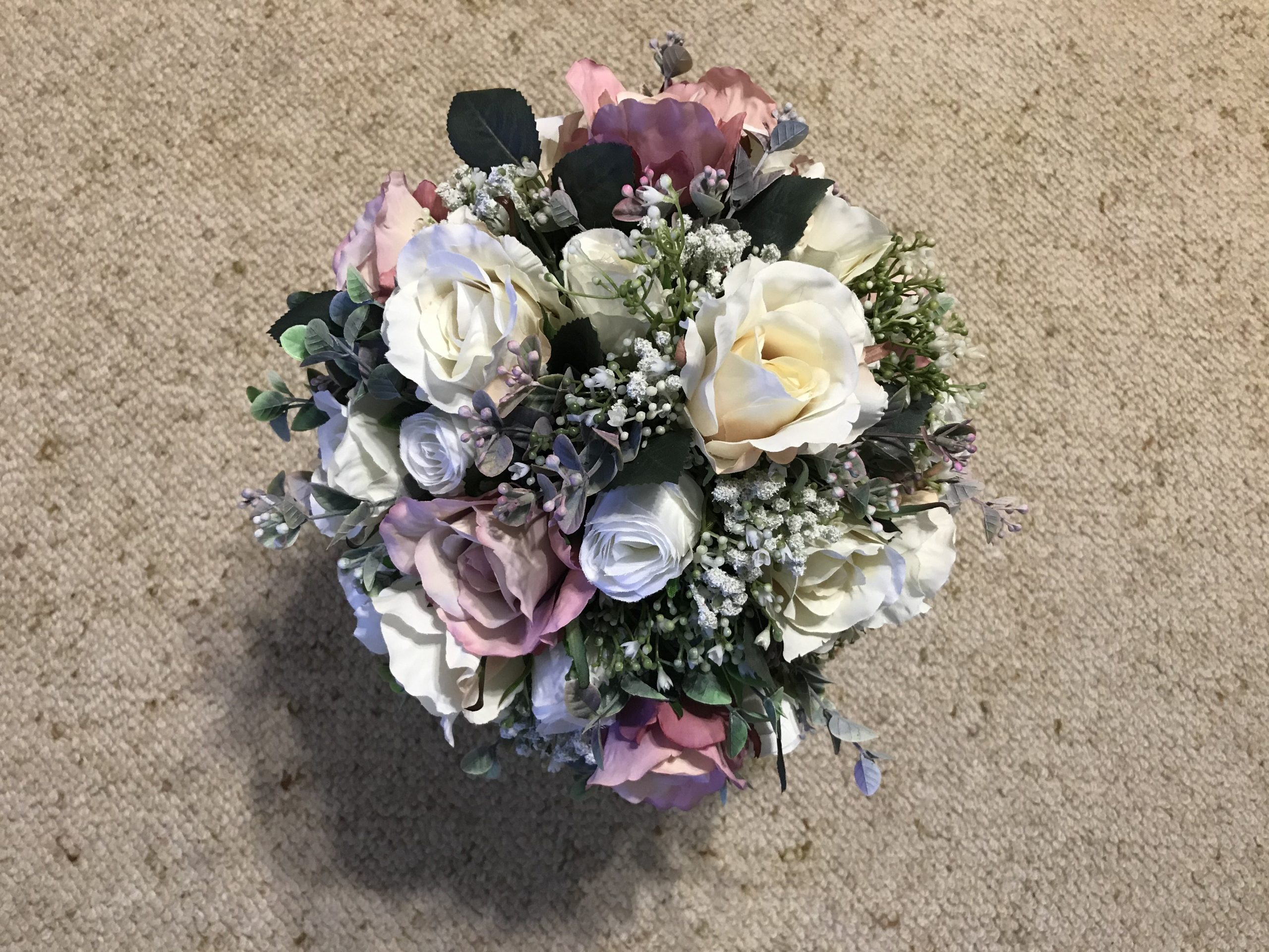 bridal bouquet packages
