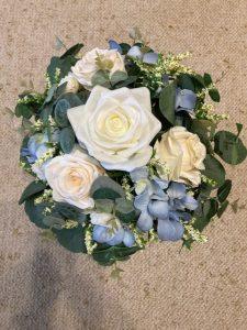 fake bridal bouquets