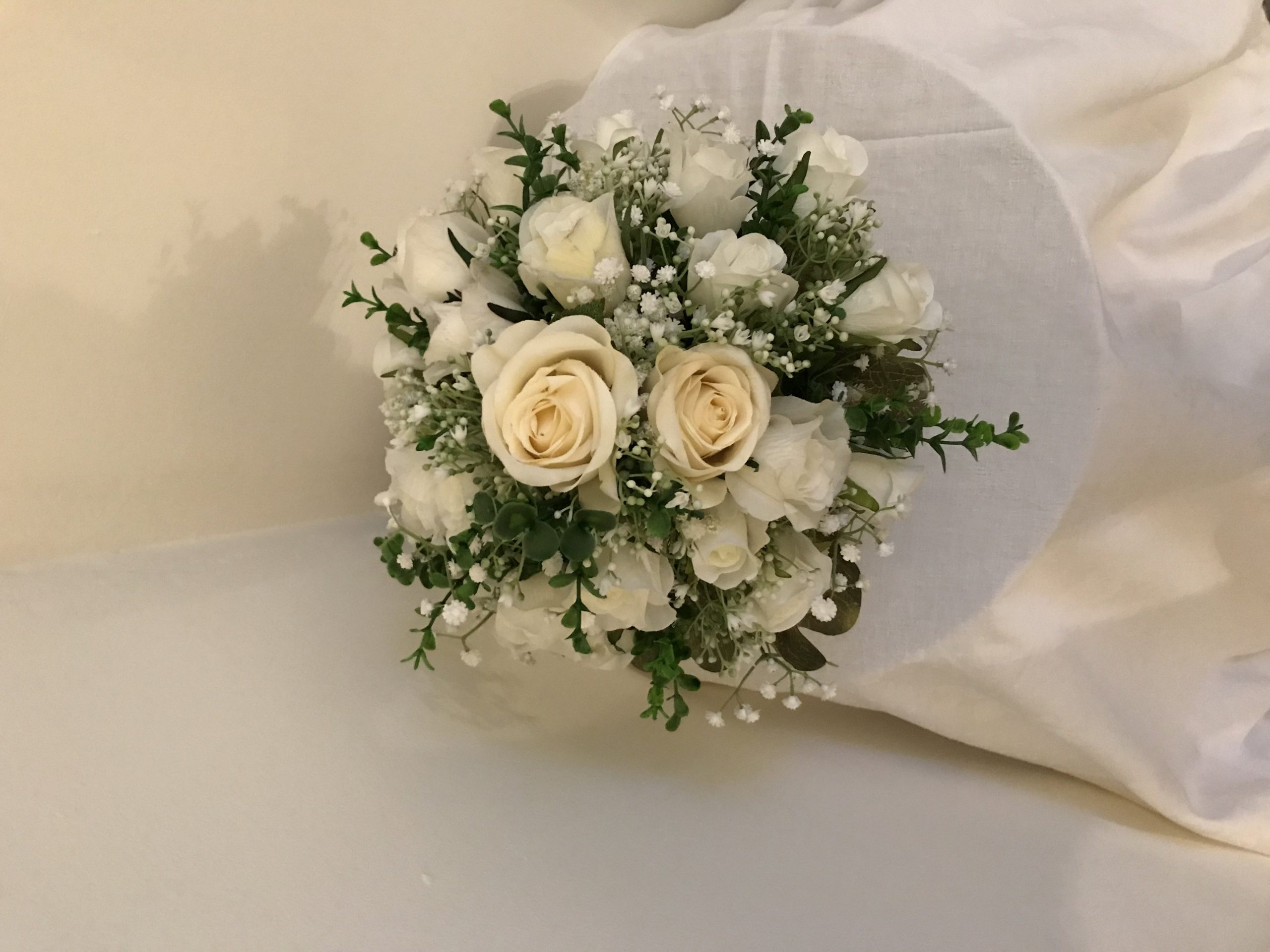 silk flower bridal bouquets