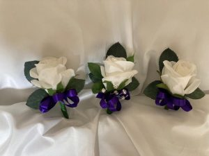 artificial flower decoration for wedding