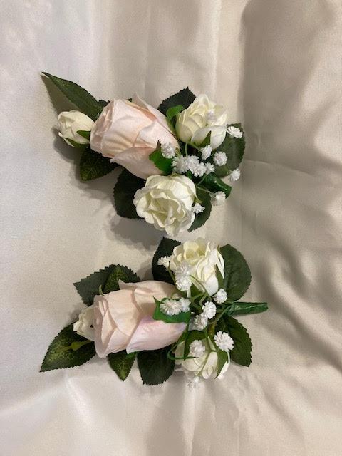 artificial wedding flower arrangements