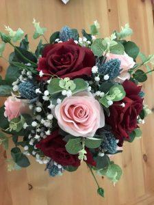 bouquet design for wedding