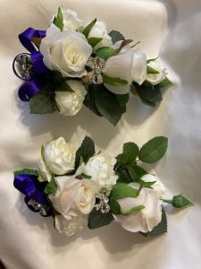 silk wedding flower packages